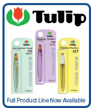 Tulip Beading Needles and Crafting Tools