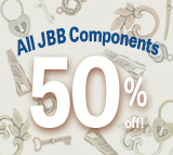50% Off JBB Findings