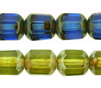 Antique Style Octagonal 8mm