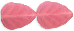 Leaves 10 x 8mm : Milky Pink