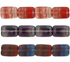 Flat Rectangles 12/8mm