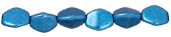 Pinch Beads 5/3mm : ColorTrends: Saturated Metallic Nebulas Blue