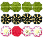 Daisy Discs 9mm and 12mm