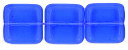 Flat Squares 9mm : Sapphire