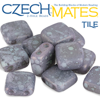 CzechMates Tile Bead 6mm