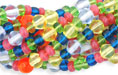 Strung Pressed Bead Mixes : Bright Multi Mix