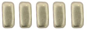 CzechMates Bricks 3/6mm : ColorTrends: Sueded Gold Cloud Dream