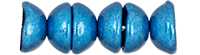 "Teacup 4 x 2mm Tube 2.5"" : ColorTrends: Saturated Metallic Nebulas Blue"