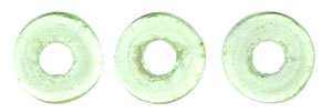 Ring Bead 1/4mm : Peridot