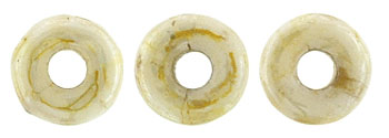 Ring Bead 1/4mm : Opaque Luster - Picasso