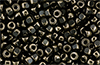 Matubo 3-Cut Seed Bead 6/0 : Chocolate Bronze