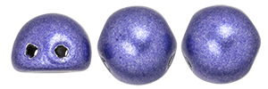 "CzechMates Cabochon 7mm Tube 2.5"" : ColorTrends: Saturated Metallic Ultra Violet"