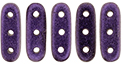 CzechMates Beam 3/10mm : Metallic Suede - Purple