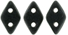 PRE-ORDER CzechMates Diamond 4x6.5mm : Matte - Jet