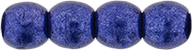 Round Beads 3mm : ColorTrends: Saturated Metallic Ultra Violet