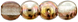 Round Beads 4mm : Apollo - Gold