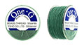 TOHO One-G Thread 50 Yard Spool: Mint Green