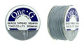 TOHO One-G Thread 50 Yard Spool: Gray