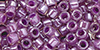 TOHO Aiko (11/0) : Purple-Lined Crystal 50g