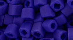 TOHO - Cube 3mm : Opaque-Frosted Navy Blue