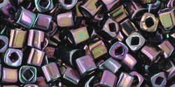 TOHO Cube 3mm : Metallic Iris - Purple