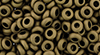 TOHO - Demi Round 6/0 4mm : Frosted Bronze