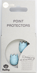Tulip - Point Protectors (2 pcs) : Blue Small