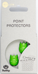 Tulip - Point Protectors (2 pcs) : Green Small