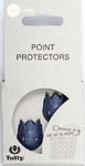 Tulip - Point Protectors (2 pcs) : Navy Large