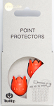 Tulip - Point Protectors (2 pcs) : Orange Large