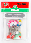 Tulip - Knitting Pins : Multi-Colored Sharp