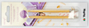 Tulip - CarryC Interchangeable Bamboo Knitting Needles (2 pcs) : Size 8 (5.00mm)