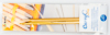 Tulip - CarryC Long Interchangeable Bamboo Knitting Needles (2 pcs) : Size 7 (4.50mm)