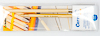 Tulip - CarryC Long Interchangeable Bamboo Knitting Needles (2 pcs) : Size 9 (5.50mm)