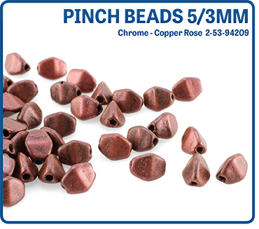 Pinch Beads 5/3mm