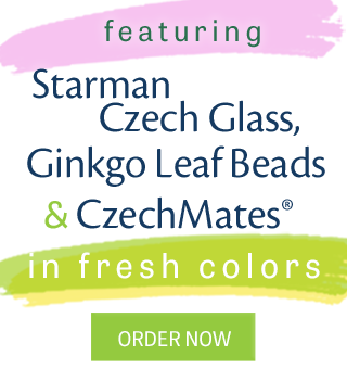 Czech Glass and Seed Beads