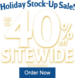 Starman 2018 Holiday Stockup Sale