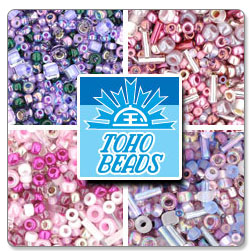 lined toho grams scott gold designs products crystal hexagon beads seed tamara